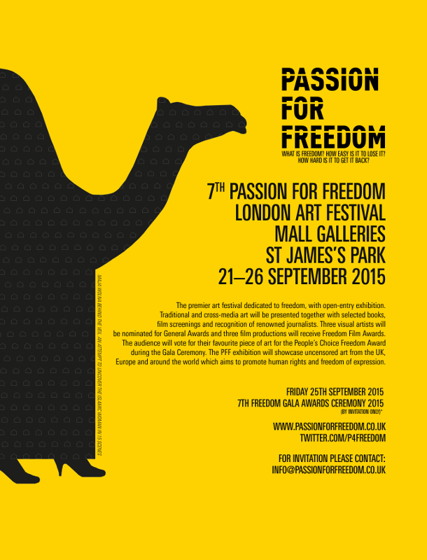 Passion for Freedom Poster 2015-small